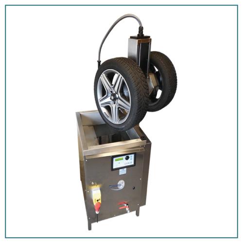 Radwaschmaschine RW 302 Twin