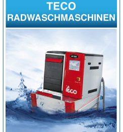 Teco Radwaschmaschinen